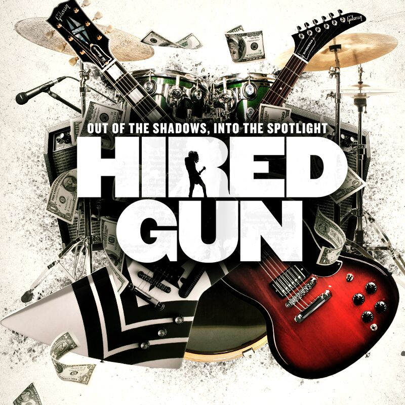 Hired Gun the Film with Jason Hook of Five Finger Death Punch